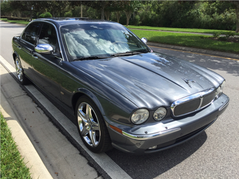 2007 Jaguar XJ-Series for sale in Orlando, FL