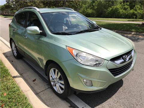 2010 Hyundai Tucson for sale in Orlando, FL