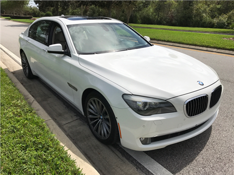 2009 BMW 7 Series for sale in Orlando, FL