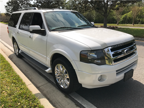 2011 Ford Expedition EL for sale in Orlando, FL