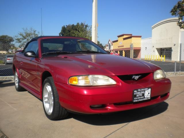 Used 1996 Ford Mustang For Sale