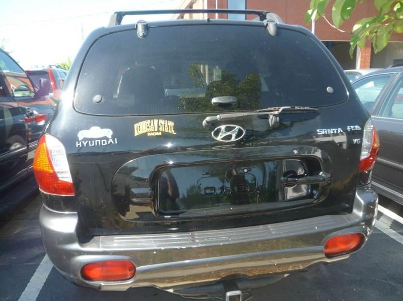 2003 Hyundai Santa Fe GLS 4dr SUV - Lawrenceville GA
