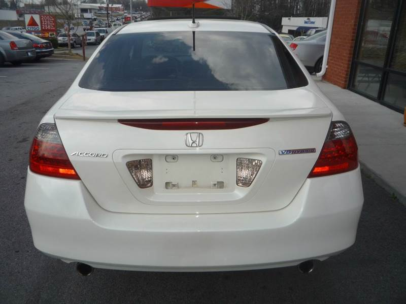 2007 Honda Accord Hybrid 4dr Sedan - Lawrenceville GA