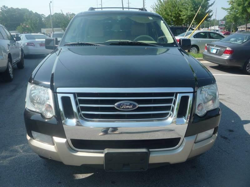 2006 Ford Explorer Eddie Bauer 4dr SUV 4WD w/V6 - Lawrenceville GA