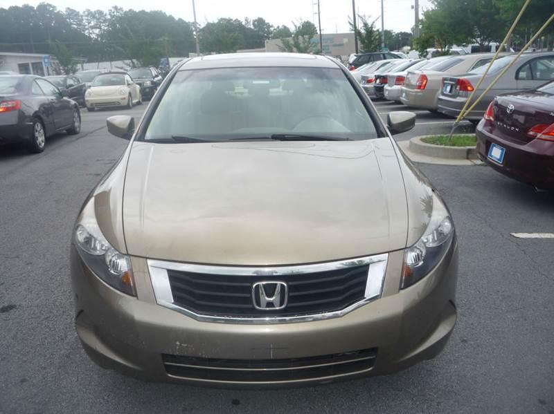 2009 Honda Accord EX-L 4dr Sedan 5A w/Navi - Lawrenceville GA