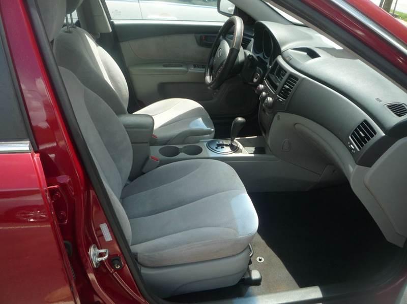2009 Kia Optima LX 4dr Sedan (I4 5M) - Lawrenceville GA