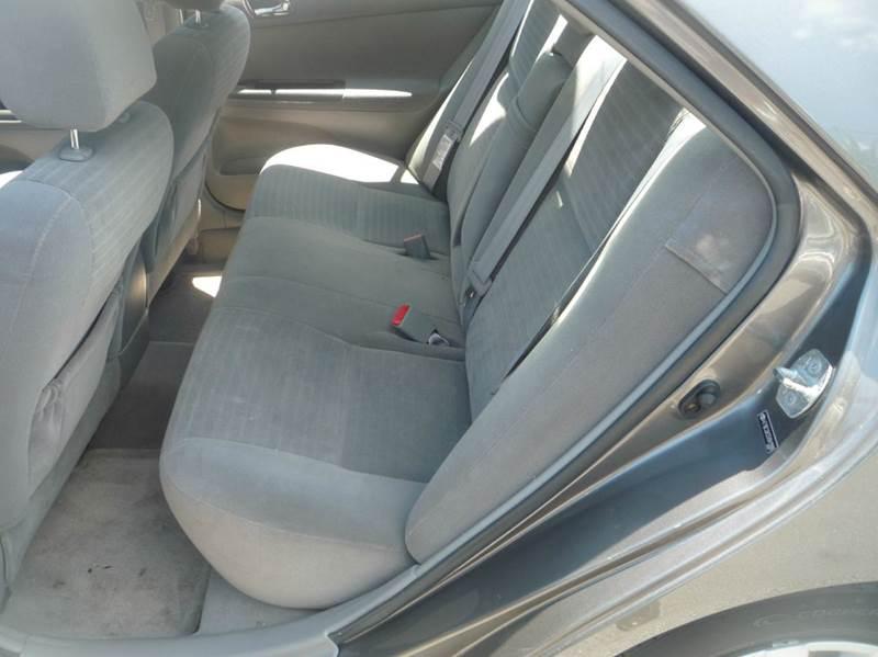 2005 Toyota Camry LE 4dr Sedan - Lawrenceville GA