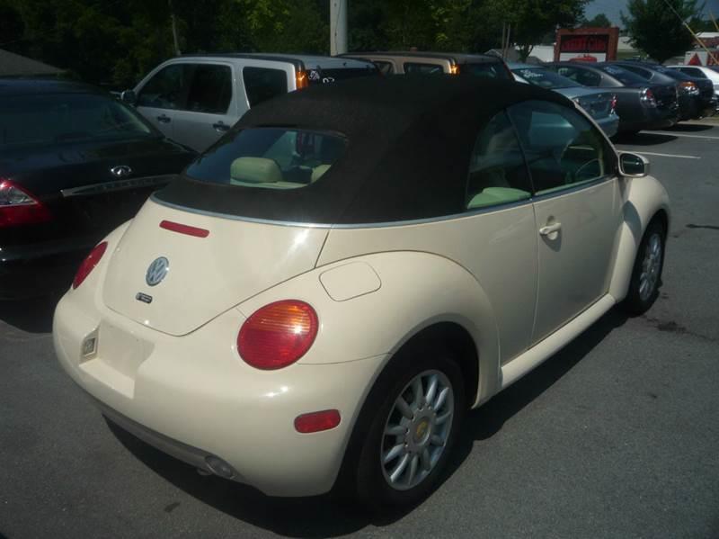 2005 Volkswagen New Beetle GLS 2dr Convertible - Lawrenceville GA