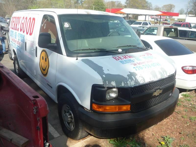 2006 Chevrolet Express Cargo 2500 3dr Van - Lawrenceville GA