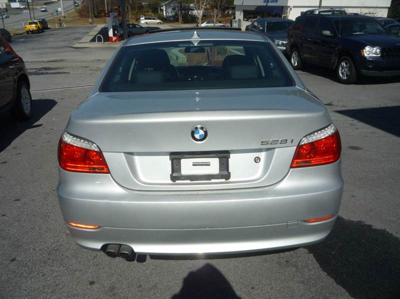 2008 BMW 5 Series 528i 4dr Sedan Luxury - Lawrenceville GA