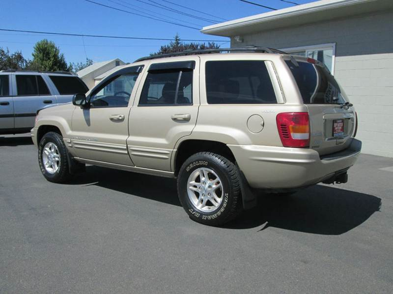 1999 jeep grand cherokee 4dr limited 4wd suv in yakima wa. Cars Review. Best American Auto & Cars Review