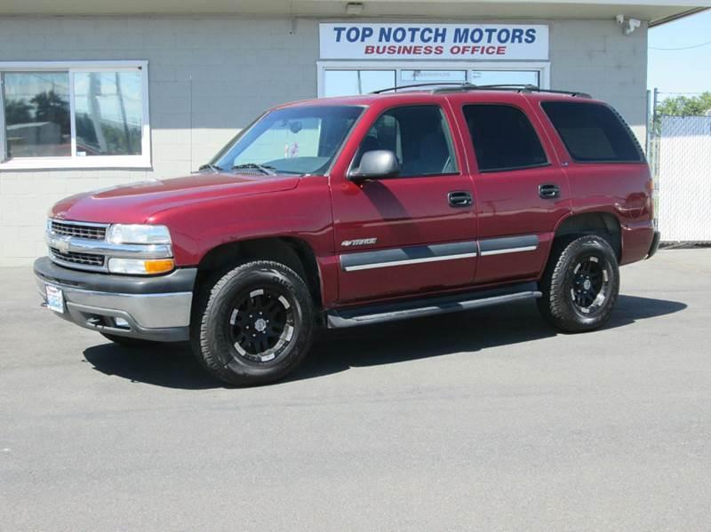 2002 chevrolet tahoe ls 4wd 4dr suv in yakima wa top for 2002 tahoe window motor