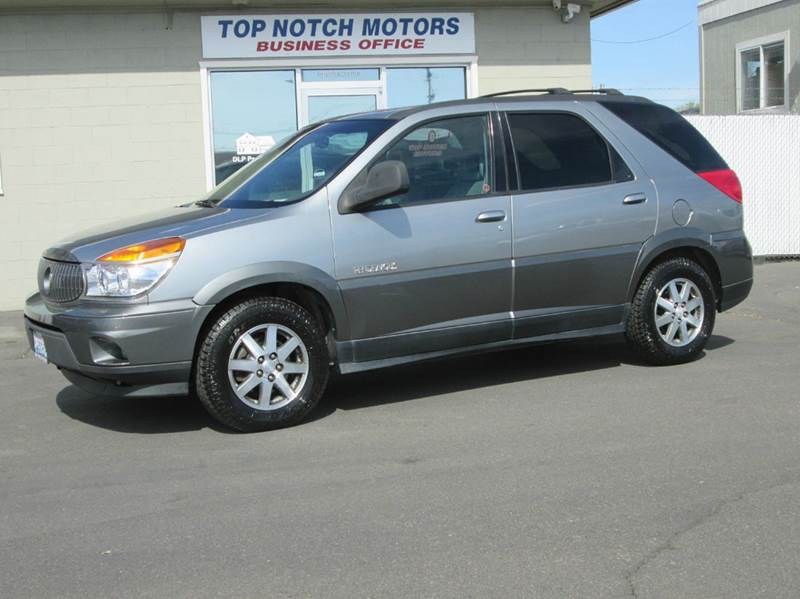 2003 buick rendezvous awd cx 4dr suv in yakima wa top for City motors of yakima