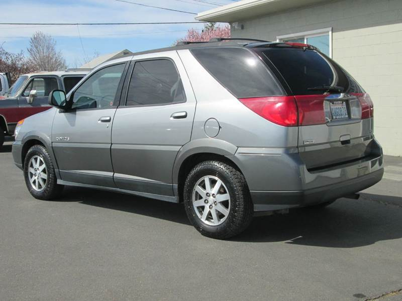 2003 buick rendezvous awd cx 4dr suv in yakima wa top. Black Bedroom Furniture Sets. Home Design Ideas