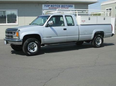 Dodge Dealer Yakima >> Top Notch Motors - Used Cars - Yakima WA Dealer