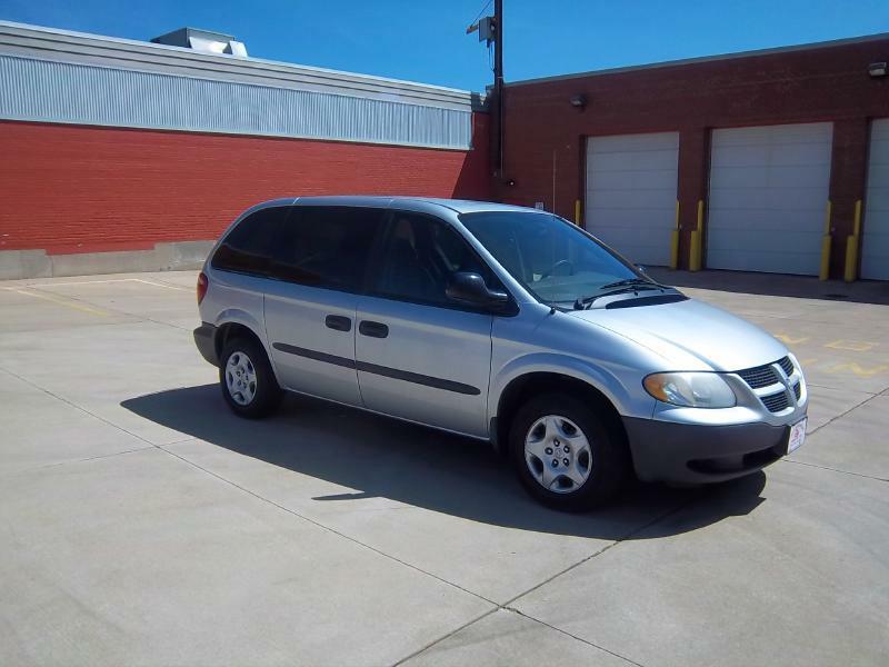 2003 Dodge Caravan
