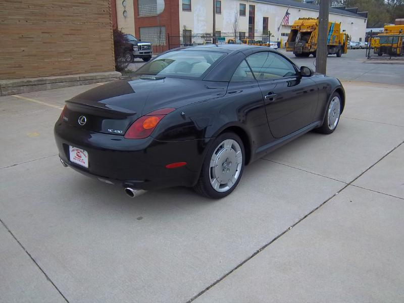 2004 Lexus SC 430 2dr Convertible - Milwaukee WI