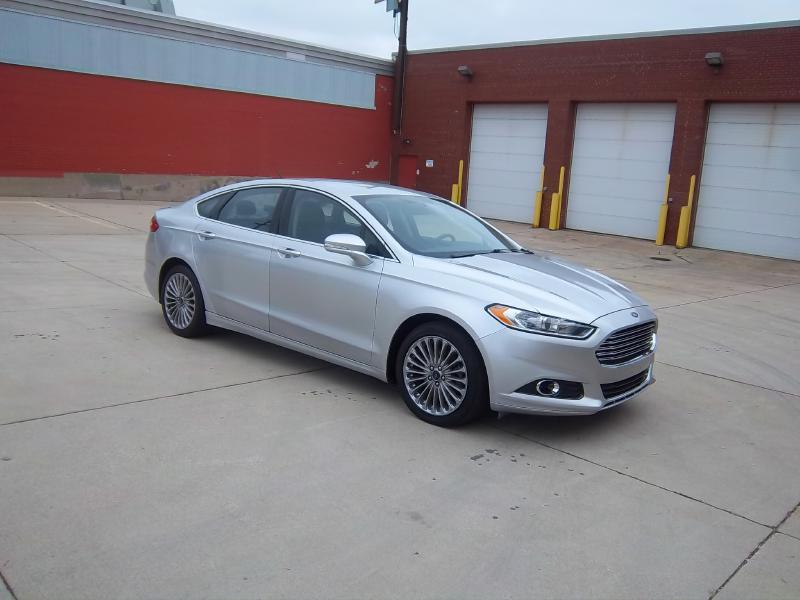 2014 Ford Fusion Titanium 4dr Sedan - Milwaukee WI