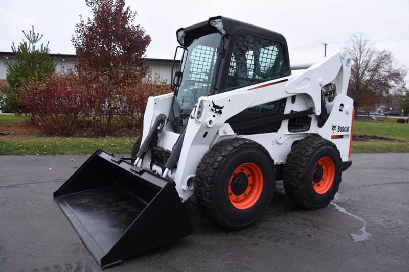 2012 Bobcat S750 2-Speed Skid Loader