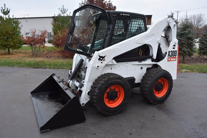 2007 Bobcat A300 2-Speed Skid Loader
