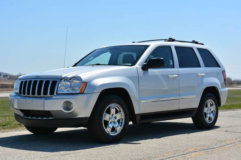 2005 jeep grand cherokee limited 4wd suv in crystal lake il signature auto group. Black Bedroom Furniture Sets. Home Design Ideas