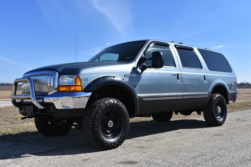 2000 ford excursion 4dr xlt 4wd suv in crystal lake il signature auto group. Black Bedroom Furniture Sets. Home Design Ideas