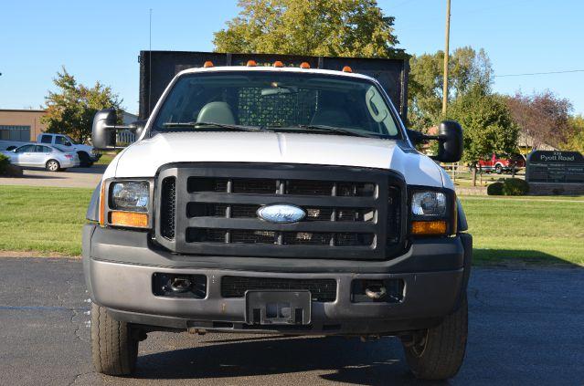 2007 Ford F-450 Super Duty