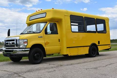 2010 Ford E-450 14 Pass. Shuttle Bus for sale in Crystal Lake, IL
