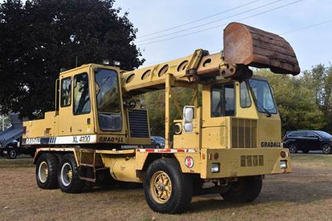 1996 Grandall Hydraulic Truck Excavator XL 4 for sale in Crystal Lake, IL