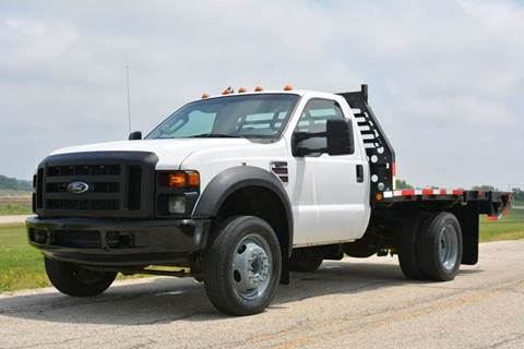2008 Ford F-450 Super Duty for sale in Crystal Lake, IL
