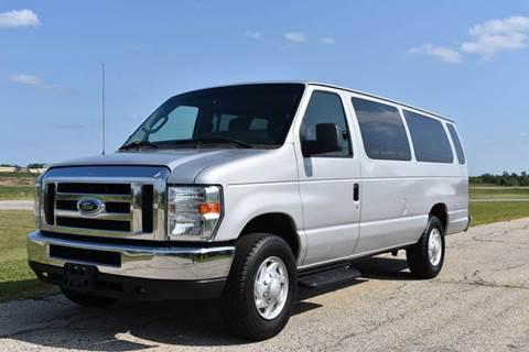 2013 Ford E-350 Passenger Van