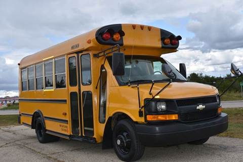 2007 Chevrolet Express G3500 16-Passenger Sch for sale in Crystal Lake, IL