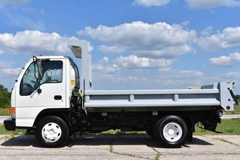 2004 Isuzu NPR 11ft Dump Truck