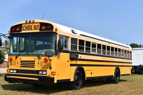 2006 Blue Bird School Bus 72 Passenger for sale in Crystal Lake, IL