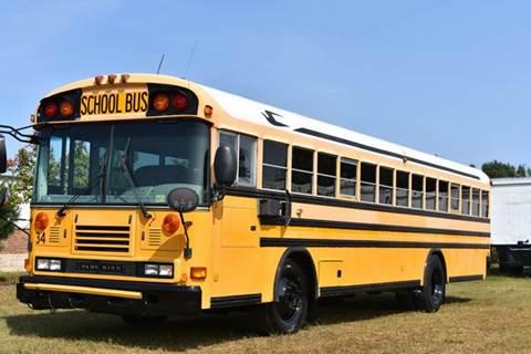 2006 Blue Bird School Bus 72 Passenger
