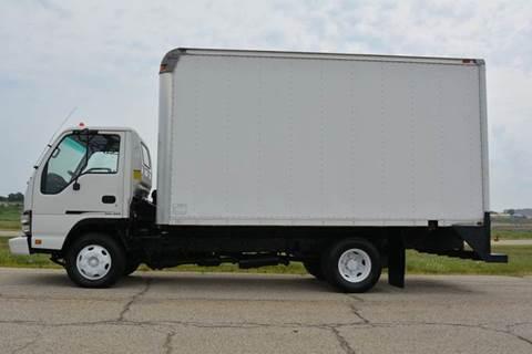 2006 GMC W3500 14ft Box Truck