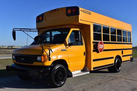 2006 Ford E-450 16 Pass. School Bus