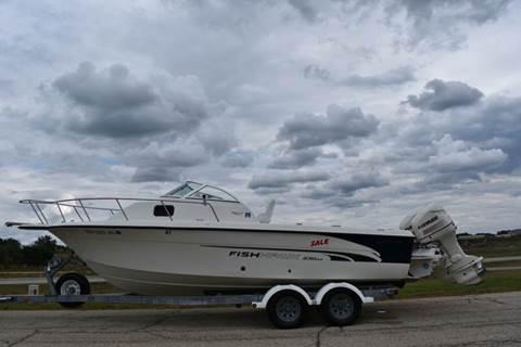 2002 Bombardier Fishhawk 230 for sale in Crystal Lake, IL