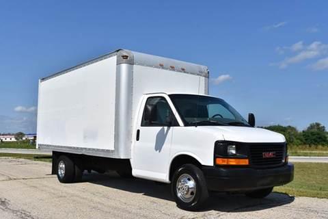 2005 GMC Savana 3500 16 ft Box Truck