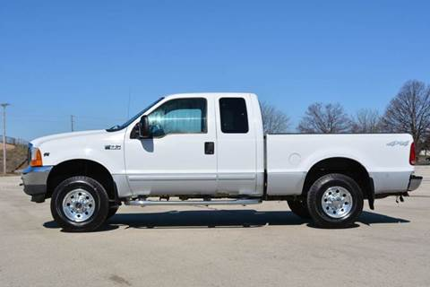 2001 Ford F-250 Super Duty XLT