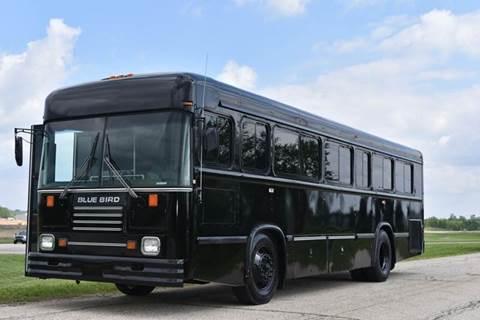 1996 Blue Bird 35 Passenger Party Bus