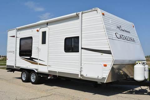 2011 Coachmen Catalina 22ft Camper