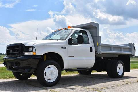 2003 Ford F-450 SD 9ft Dump Truck for sale in Crystal Lake, IL