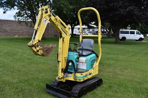 2011 Yanmar SV08-1A Mini Excavator for sale in Crystal Lake, IL