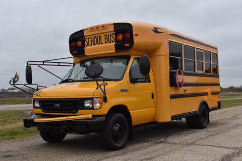 2006 Ford E-450 30 Passenger School Bus for sale in Crystal Lake, IL