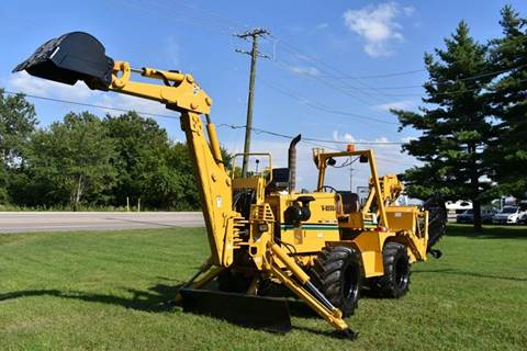 2001 Vermeer RT 8550A for sale in Crystal Lake, IL
