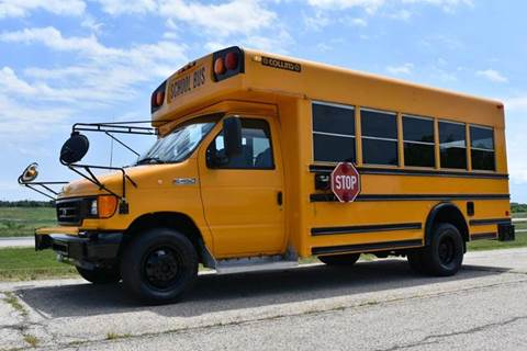 2006 Ford E-450 30 Pass. School Bus for sale in Crystal Lake, IL