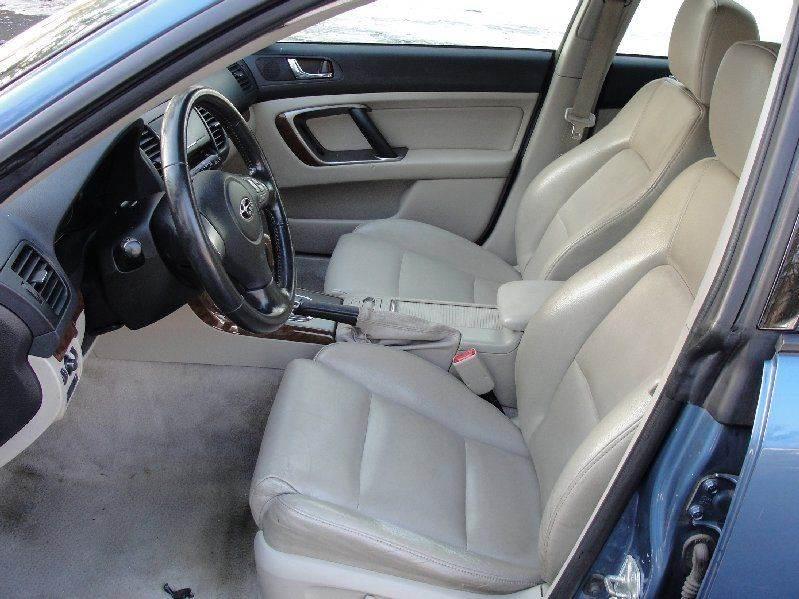2008 Subaru Outback AWD 2.5i Limited 4dr Wagon 4A w/VDC - North Attleboro MA