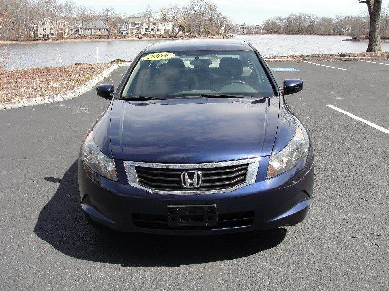 2009 Honda Accord LX 4dr Sedan 5A - North Attleboro MA