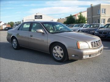 2003 Cadillac DeVille for sale in Ephrata, PA